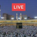 Live Taraweeh Prayer from Makkah